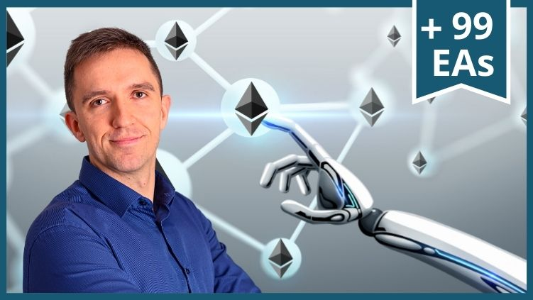 Ethereum Trading Course + 99 Algorithmic Trading Robots