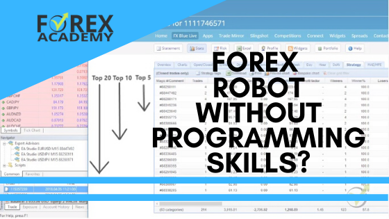 create-Forex-robot-without-programming-skills