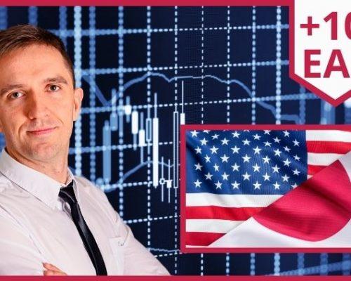 Algorithmic Day Trading – Top 10 USDJPY Expert Advisors