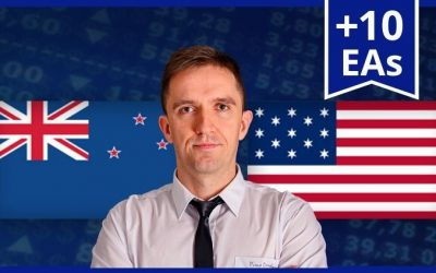 Top 10 NZDUSD EAs: Smart Trading System