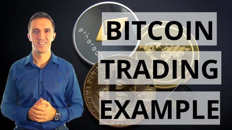 bitcoin trading example and price action trading