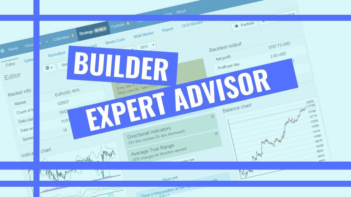 expert advisor builder
