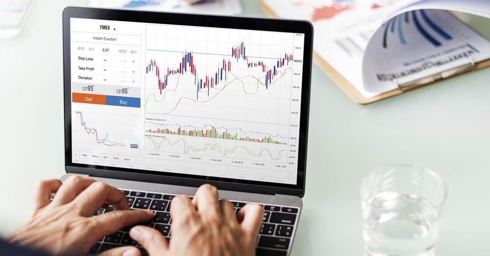 Forex trading platform example
