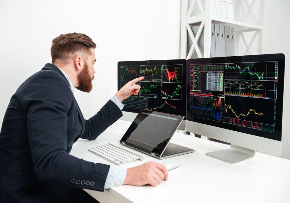 使用模拟账户进行交易