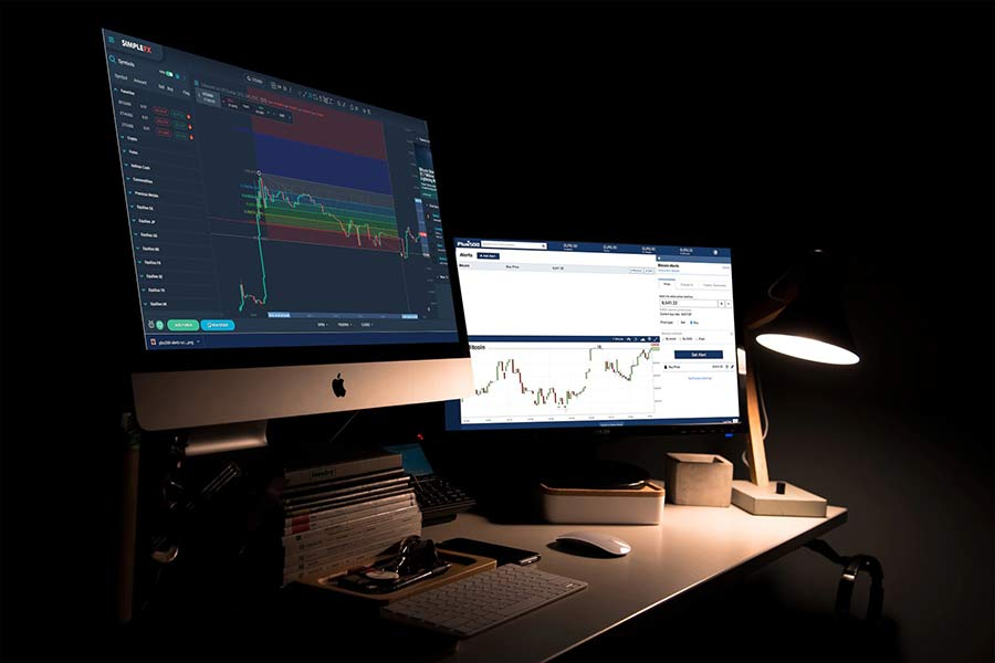 MetaTrader trading computers