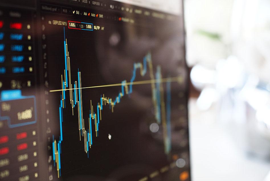 GBPUSD M15 Forex trading chart