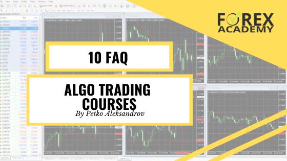 algo trading courses faq