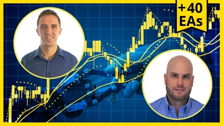 Algorithmic Trading Course for Beginners + 40 EAs