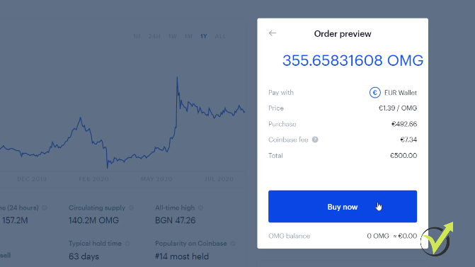 dollar cost averaging in Coinbase