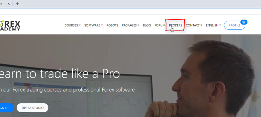 gettings started forex trading with online courses