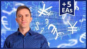 专业操盘手的外汇交易策略 + 5大专业EA