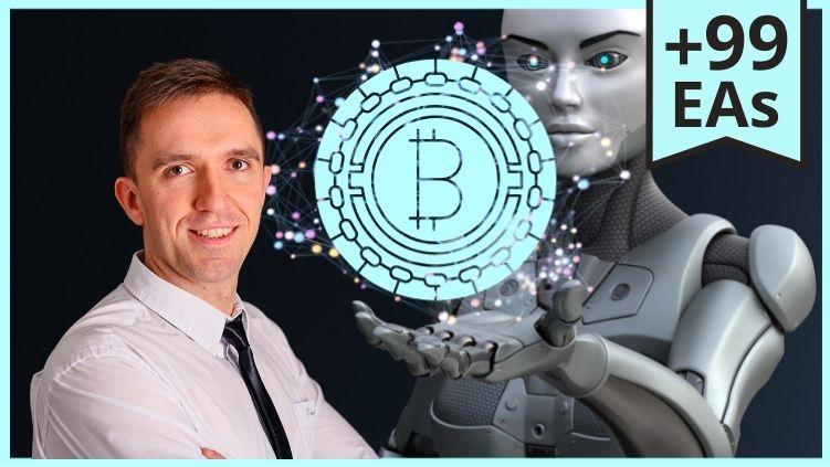 Bitcoin Algorithmic Trading in 2021 + 99 Expert Advisors