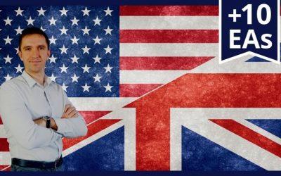 Top 10 GBPUSD Expert Advisors – Forex Algorithmic Trading Course