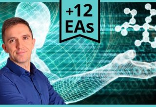 Forex Strategy Course + 12 EAs I Trade Live