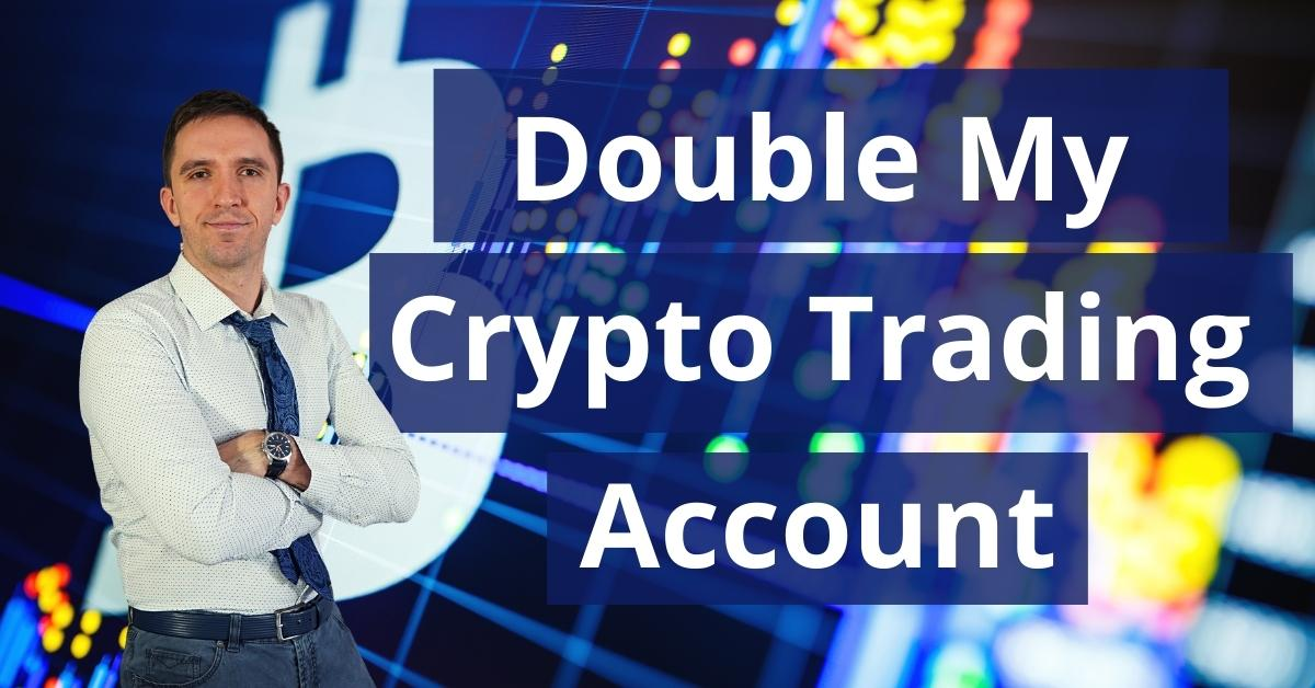 How I doubled my trading account with District0x DNT crypto & Civic