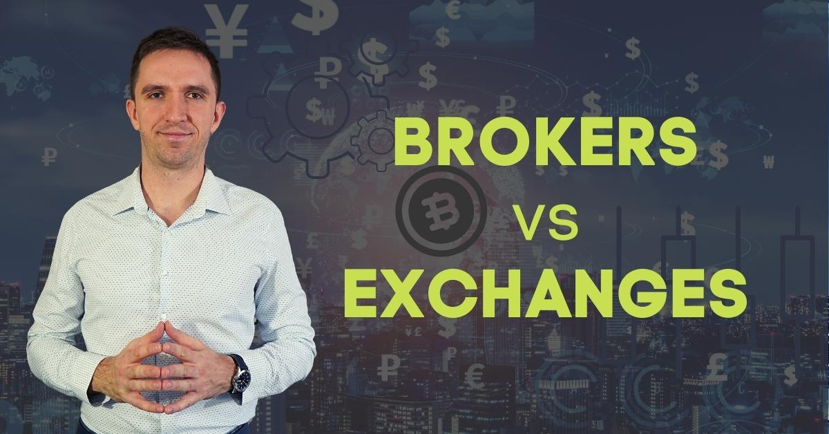 Trading Bitcoin Forex Brokers vs Cryptocurrency Exchanges