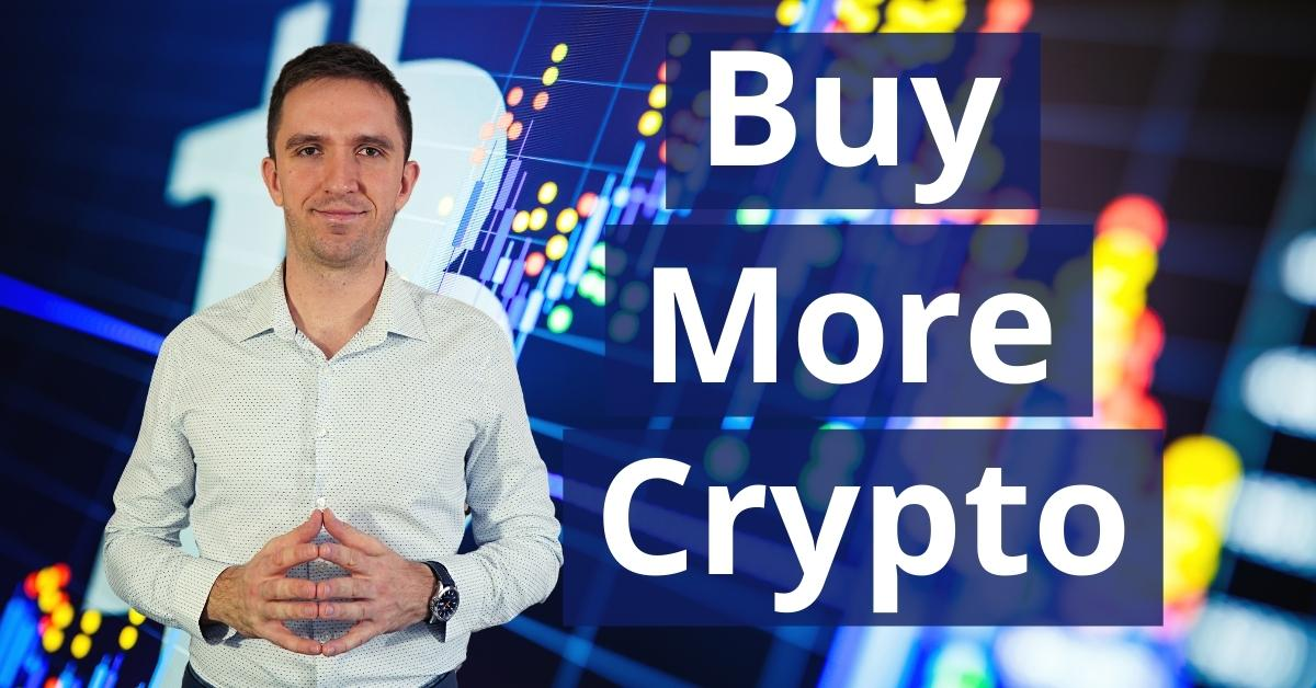 When to Buy More Cryptocurrency