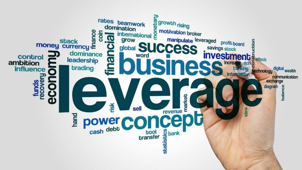 tag cloud accenting on leverage