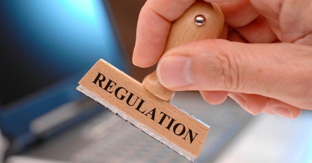 regulation stamp