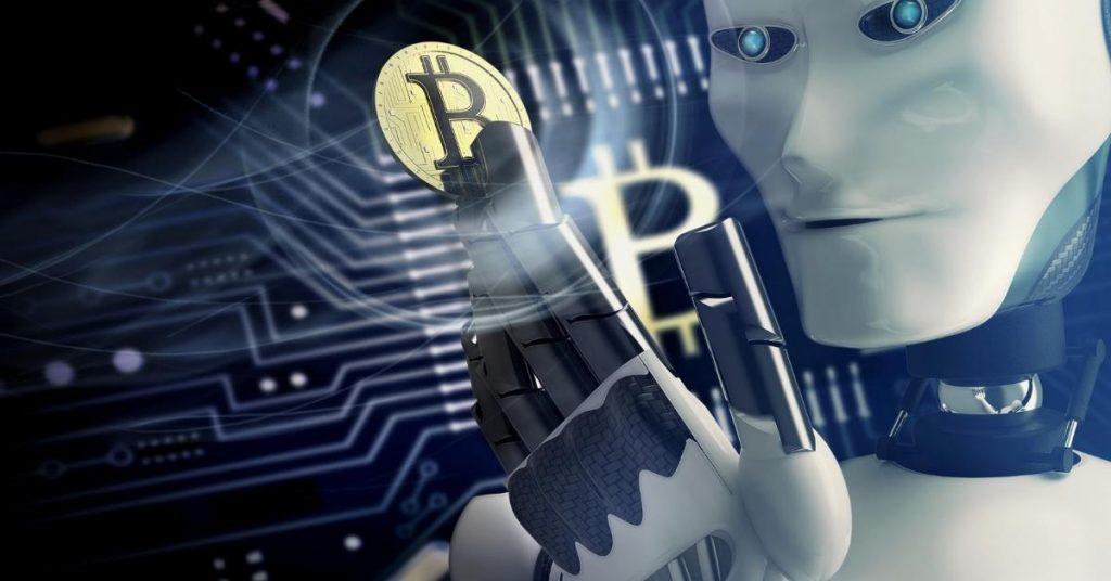 Image of Bitcoin Crypto Trading Bot