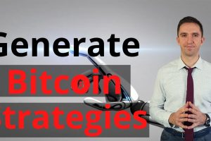 how to generate bitcoin trading strategies in EA Studio