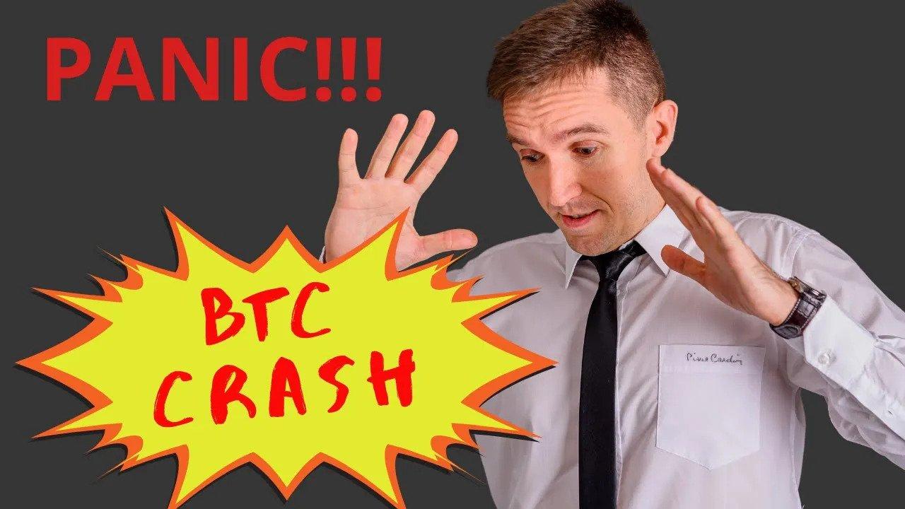 bitcoin crash 2021 avoid panic