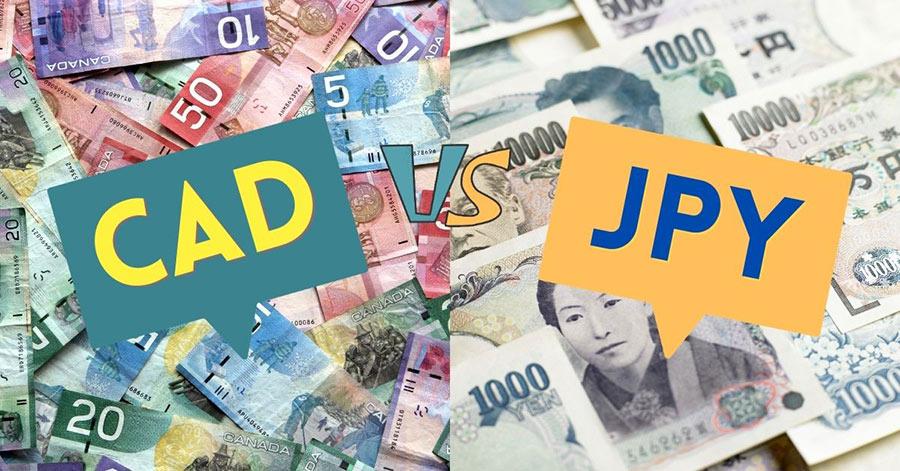 CADJPY currency pair