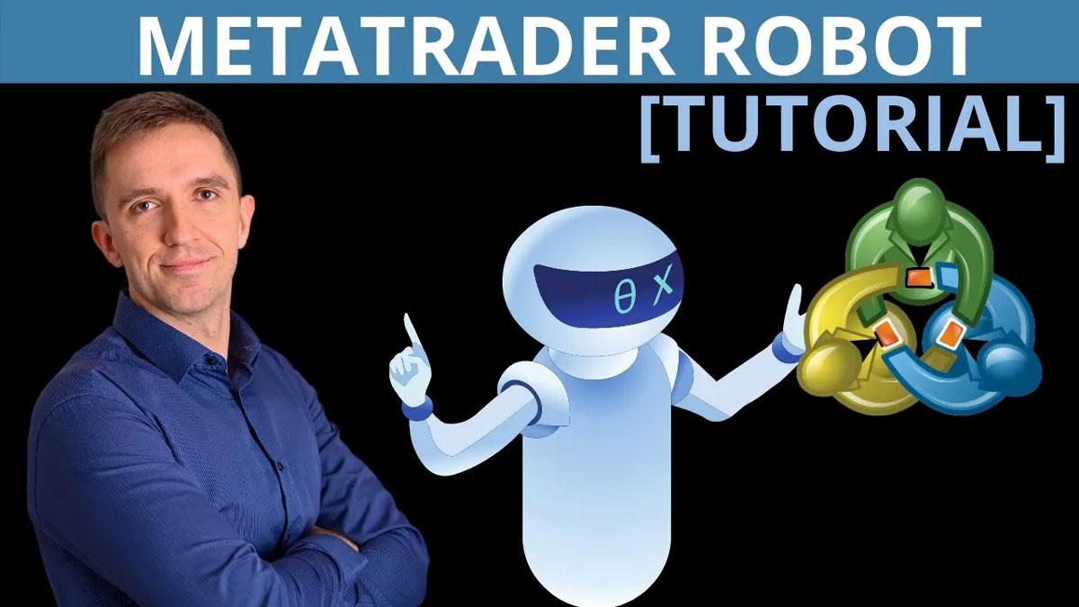 MetaTrader robot tutorial