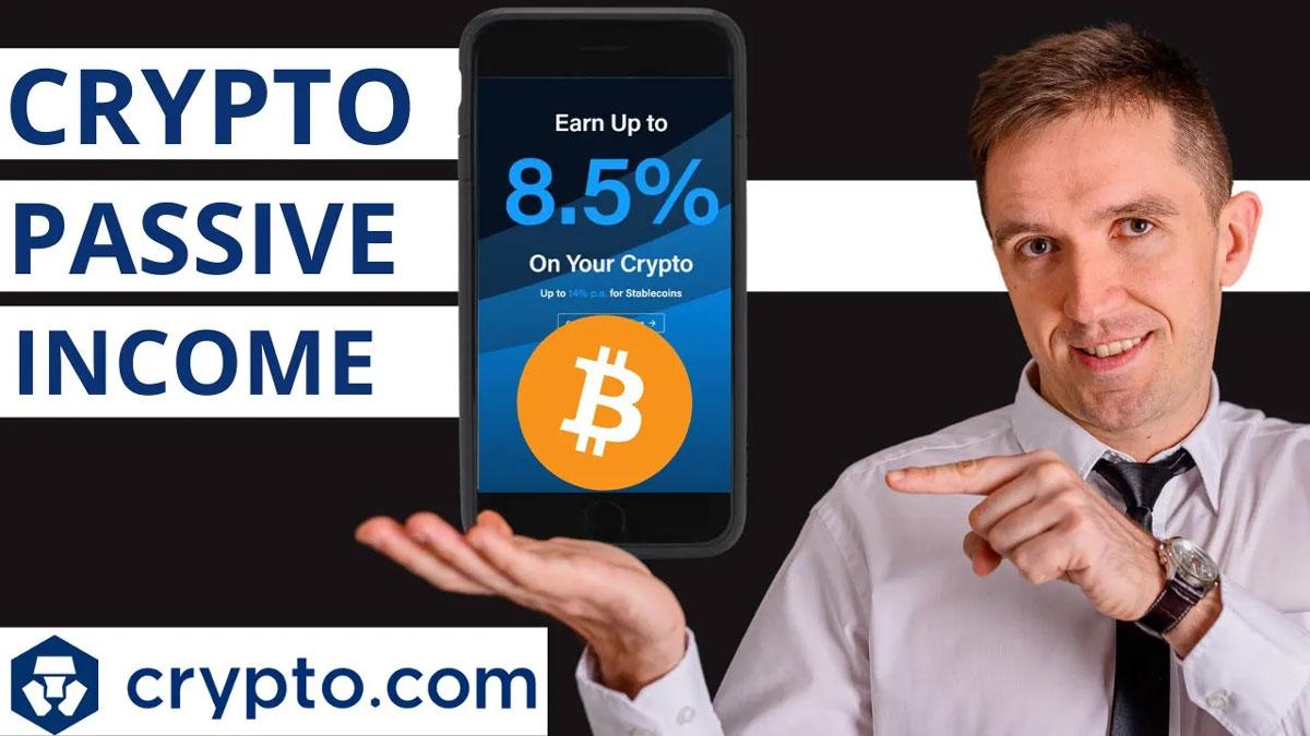 Crypto Passive Income Strategy
