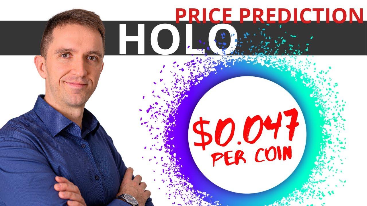 Holochain crypto coin price prediction
