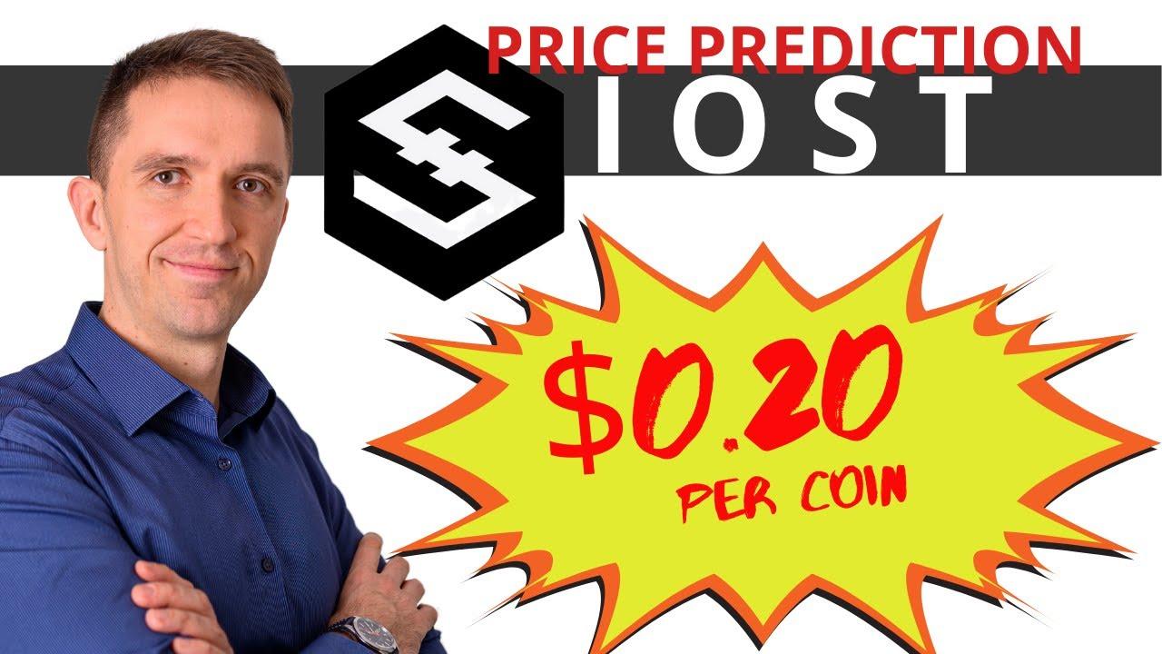 iost price prediction