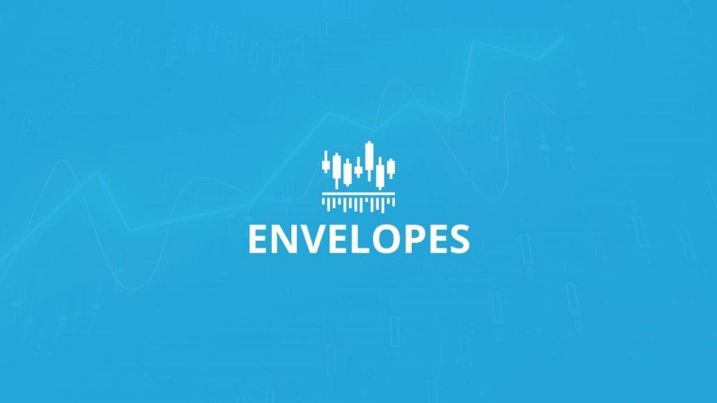 Envelopes technical indicator