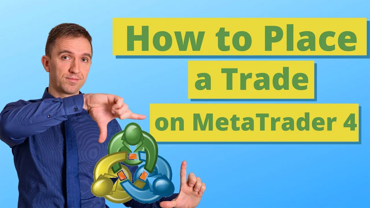 How to Place a Trade in MetaTrader 4